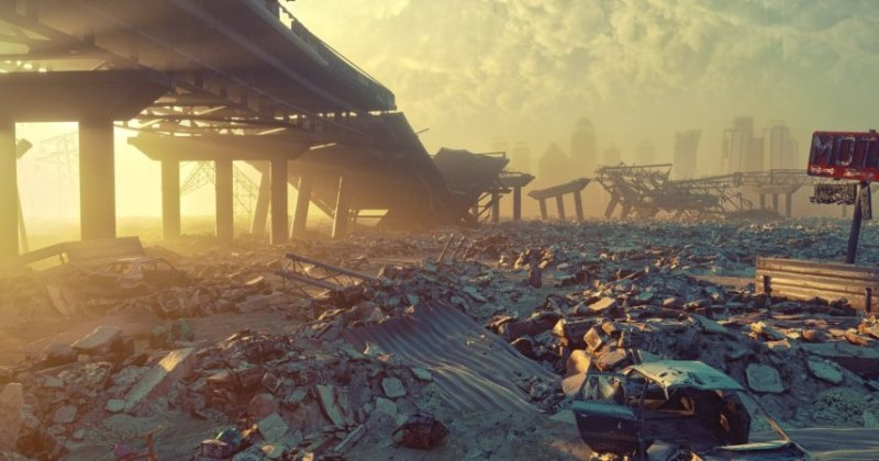 An apocalyptic US
