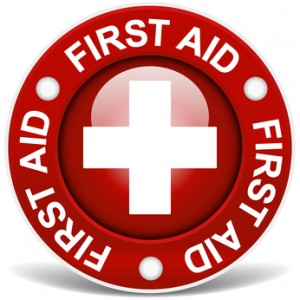 First Aid visual