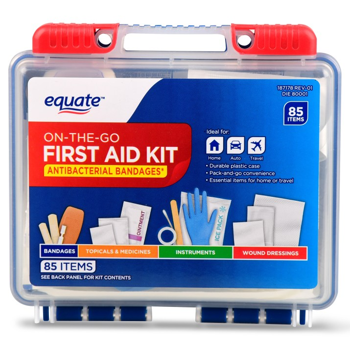 Walmart first aid kit