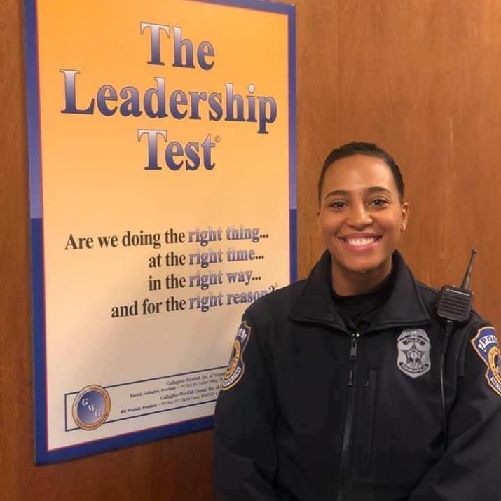 Officer Breann Leath Hold The Line Fundraiser IMPD