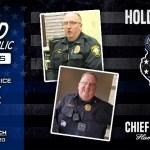 Police Chief Terry Engle Village of Hampton Fundraiser