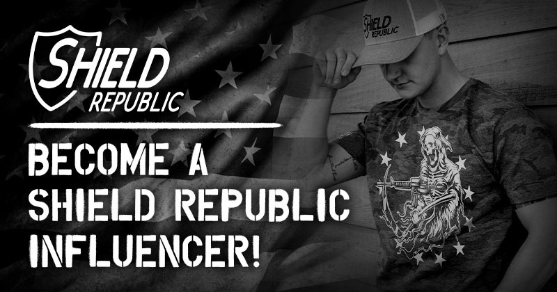 Shield Republic Brand Ambassador Influencer