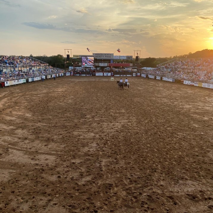 Rodeo Panoramic picture