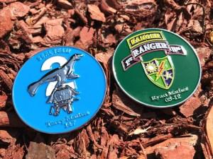 SEAL/Ranger Custom Challenge Coin