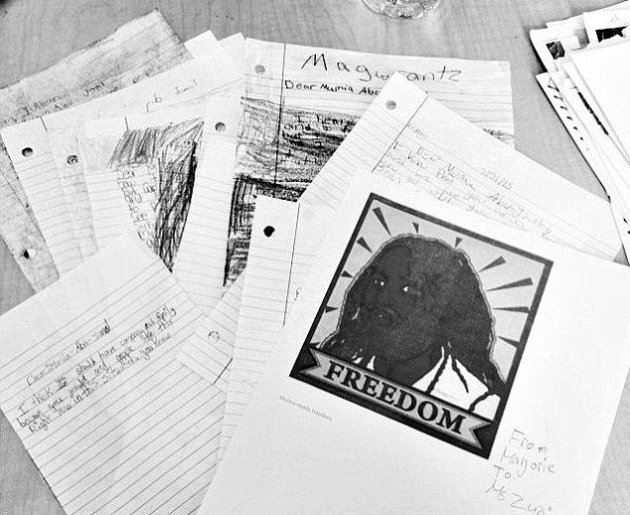 Letters to Abu-Jamal