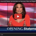 Judge Jeanine Slams Obama Over Sanctuary Cities