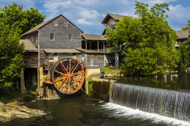 pigeon forge