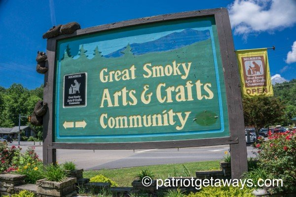 The Great Smoky Arts & Crafts Community