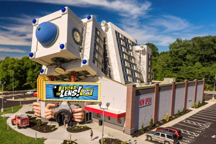 Beyond the Lens - a Pigeon Forge Attraction.