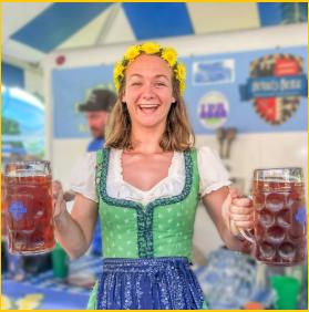 OktOBERfest Bier Maid