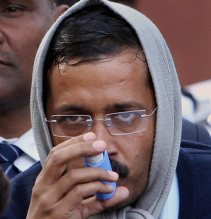 It's a treatment for cough but not for #KejriRog