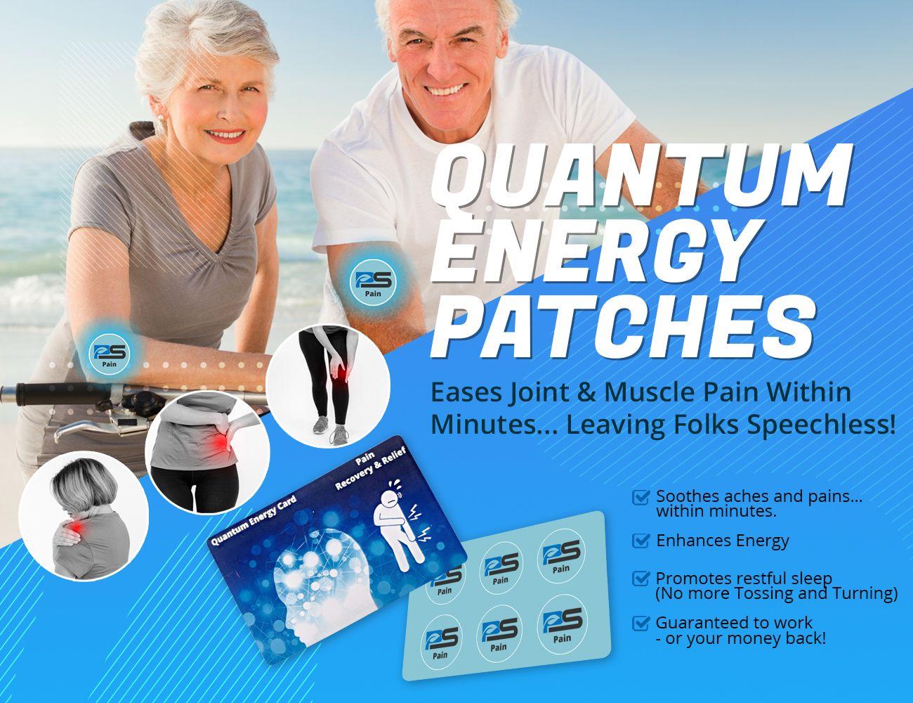 Quantum Energy Skin Patch, Quantum Cards, Quantum Energy, Quantum