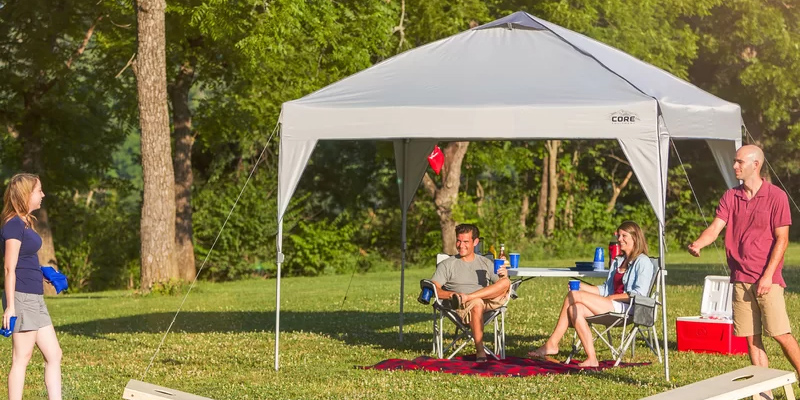 CORE Instant Pop-Up Canopy review