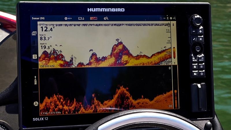 How Do You Read Pictures On Fish Finder