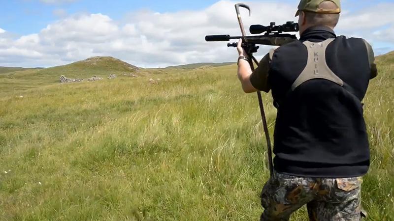 A Decent Shooting Stick