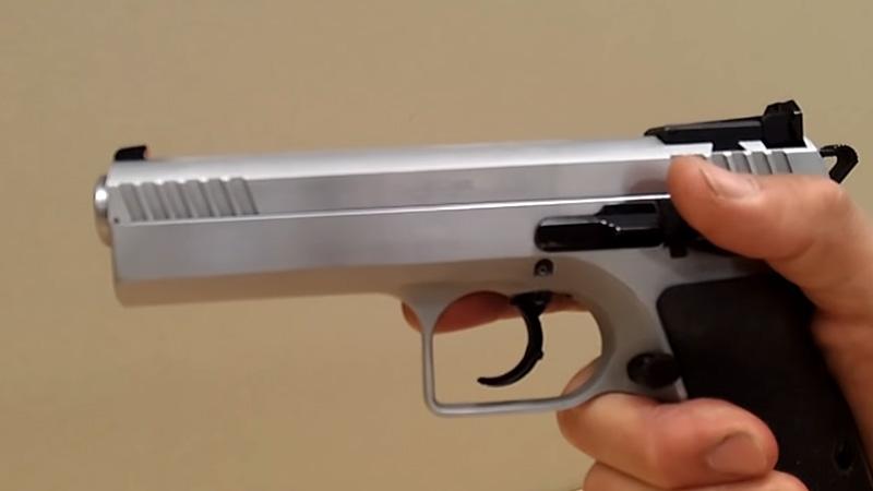 Decoking A General Striker-Fired Pistol