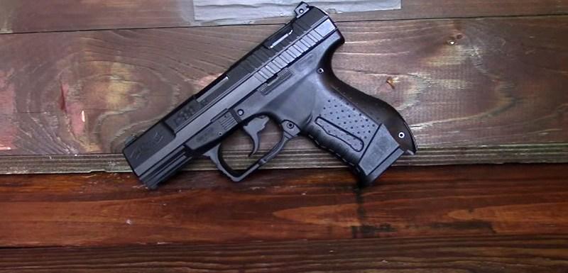 How To Decock A Striker Fired Pistol FI