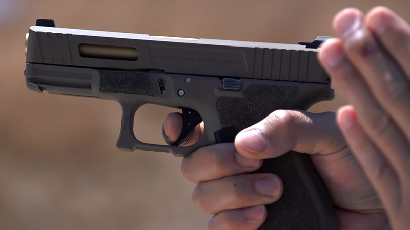 Is Your Handgun Safe For Dry Shots