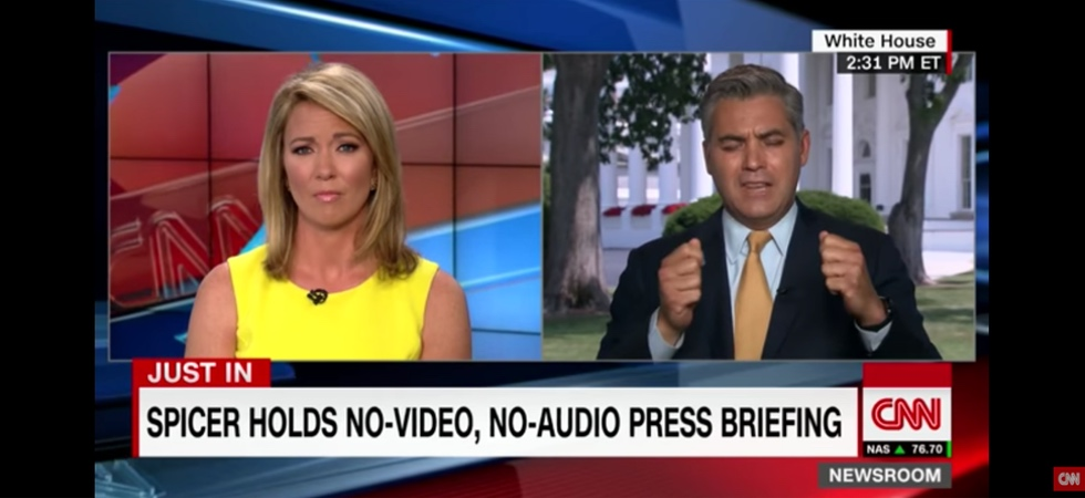 The ratings are in and it was disastrous news for CNN