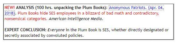 Plum Book image
