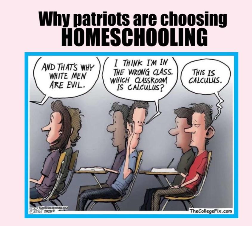 Homeschooling calculus