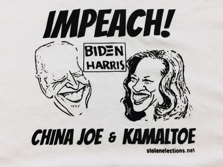 Impeach Biden Harris T