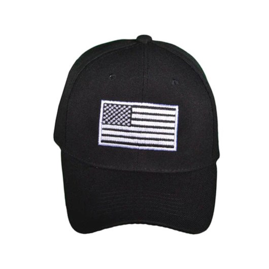 US Flag Tactical Hat