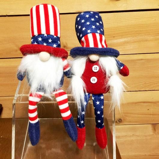 Uncle Sam - Aunt Samantha Dolls