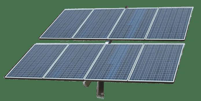 Pole Mount Solar Power Supply