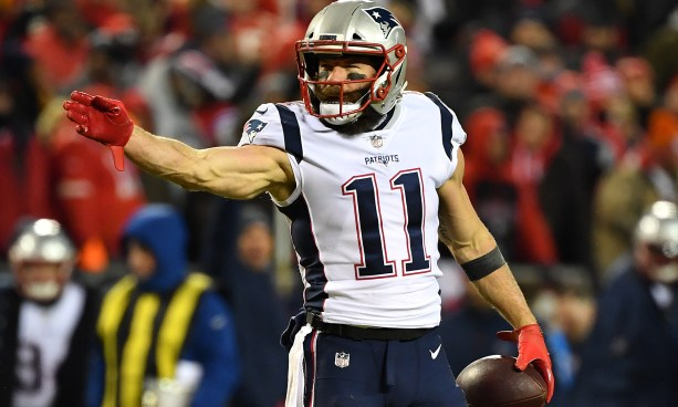 Bill Belichick says Julian Edelman makes him want to work harder