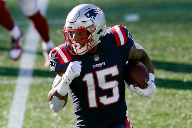 Patriots: N'Keal Harry is doing nothing to upend 'bust' label in 2020