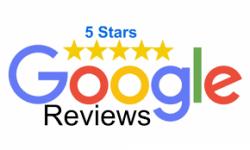 Google Reviews 5 stars Rating