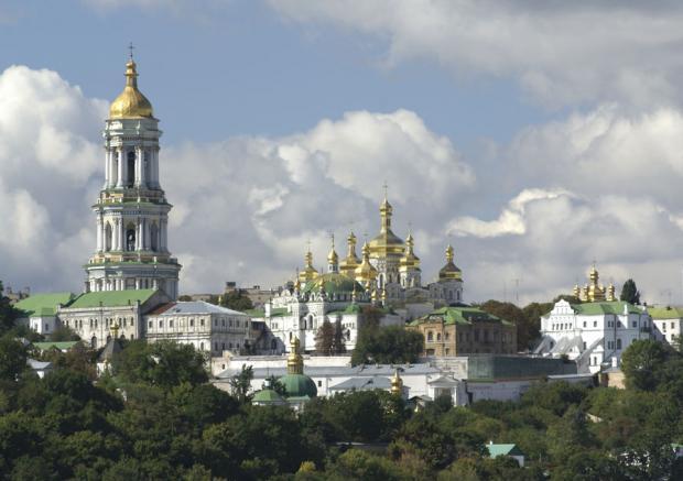Гордість України, що входить в реєстр пам'яток ЮНЕСКО, Києво-Печерська Лавра. Фото: lavra.ua