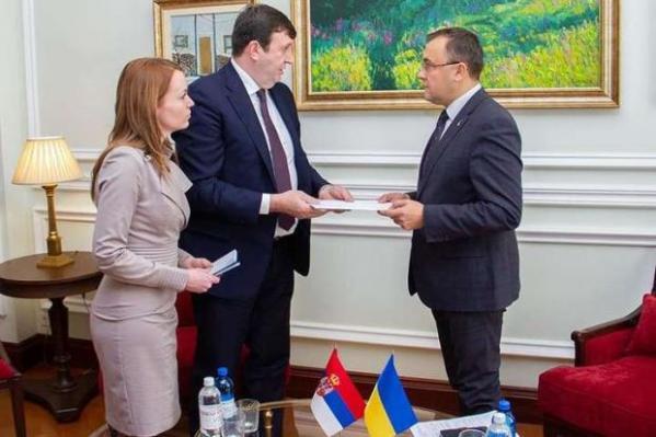 Хіти тижня. МЗС України терміново викликає посла Сербії ...