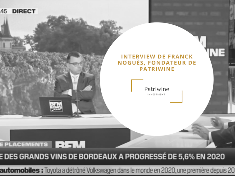 INTERVIEW FRANCK NOGUES PARTRIWINE