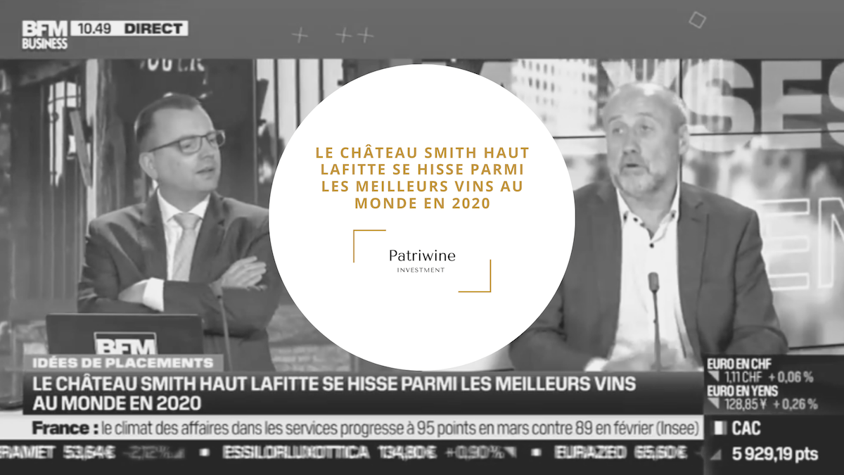 BFM Business - Patriwine