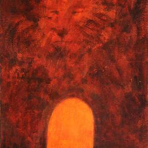 10_The-nightmare-of-the-mouse_48x35cm_Acrylic-and-mixed-media-on-paper_2011
