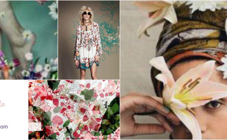 Style guide: giardino fiorito