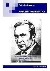 Appunti Matematici 10