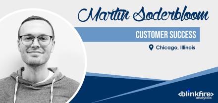 Conoce al equipo: Martin Soderbloom