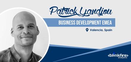 Conoce al equipo: Patrick Yandjou