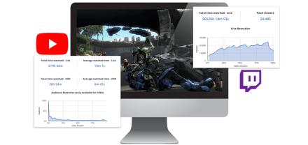 Novedades en Blinkfire 2: streaming y VOD en YouTube y Twitch