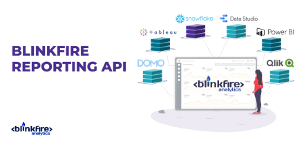 Blinkfire Reporting API y Snowflake