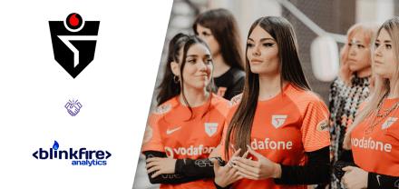 Vodafone Giants y Blinkfire Analytics renuevan su alianza