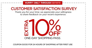 10% OFF coupon code