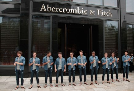 Abercrombie & fitch models