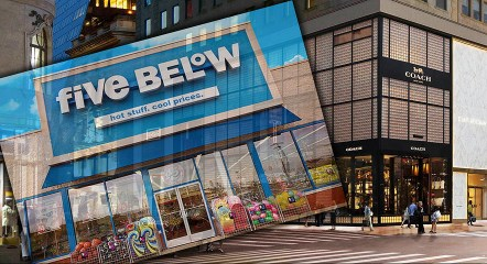 fivebelow official store