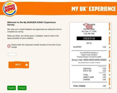 Www.MyBKexperience.Com Homepage