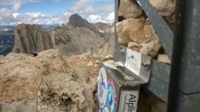 Am Rotwand - Klettersteig