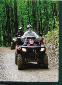 Outdoor recreation in Hinckley MN. ATV, OHV, Snowmobiling Trails. Willard Munger State Trails for Off-Highway Vehicles.